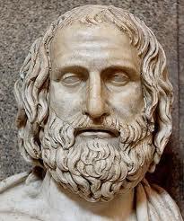 euripide, poète, philosophie, pensée, réflexion, courage, grec